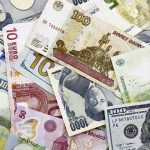 Foreign Currency including Euros and Dollars