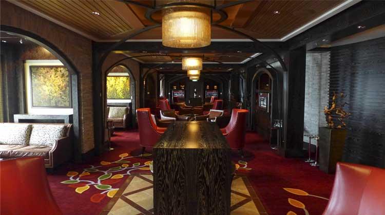 Celebrity Equinox lounge