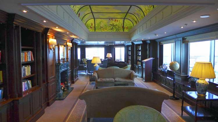 Cruise Ship Library