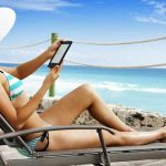 Kindles and tablets for your cruise