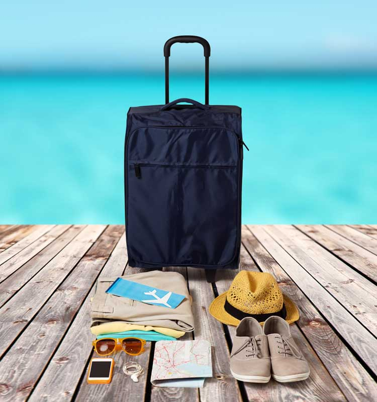 Cruise Carryon Bag