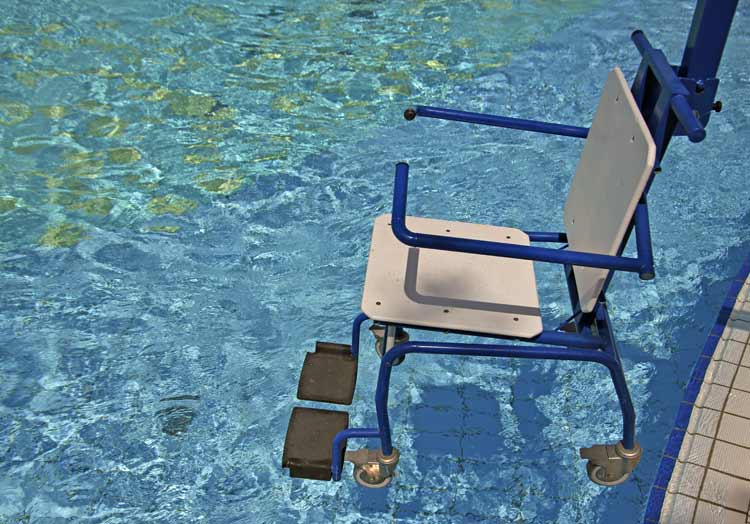 Cruise Pool for Handicapped