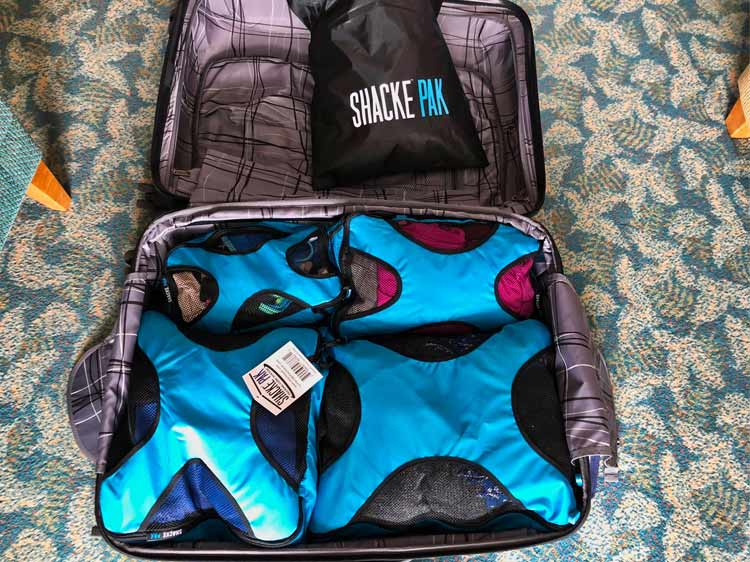 Cruise Luggage Packing Cubes