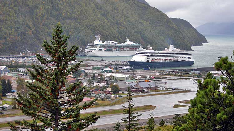 where to park for cruise departure