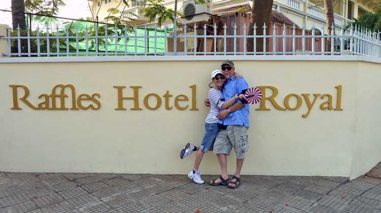 Raffles Hotel Royal Cambodia