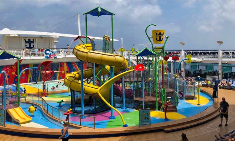 Royal Caribbean Splash Away Bay